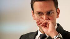 Image for James Murdoch's resignation