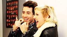 Image for Ellie Goulding chats to Grimmy