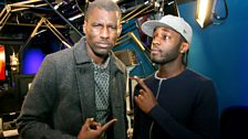 Image for Wretch 32 gives Twin a surprise!