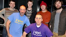 Image for Y Niwl - In session for Marc Riley
