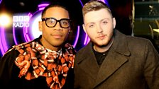 Image for James Arthur is No. 1