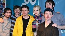 Image for Villagers speak to Lauren Laverne