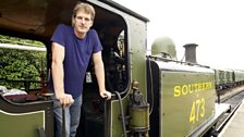 Image for Locomotion: Dan Snow's History of Railways - Learning Zone