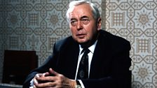 Image for Labour Party Leader - Harold Wilson
