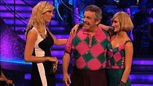 Image for Tony Jacklin on Strictly