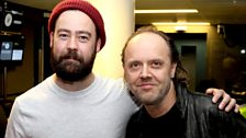 Image for Lars Ulrich chats to Daniel P Carter
