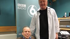 Image for Warwick Davis and Les Dennis Chat To Liz