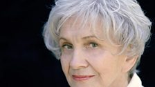Image for Listen again to Alice Munro, 2013 winner of the Nobel Prize for Literature, as interviewed on Open Book 16 Jan 2005