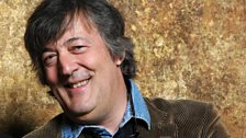 Image for Stephen Fry speaks about aggresive homophobia