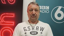 Image for Peter Hook speaks to Radcliffe and Maconie