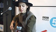 Image for Katie Melua performs tracks from her new album