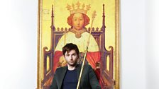 Image for David Tennant as Richard II