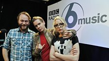 Image for Sigur Rós chat with Lauren Laverne