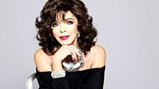 Image for Joan Collins: Celebrity Interview