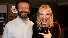 Image for Michael Sheen chats to Jo Whiley