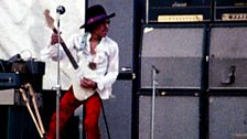 Image for Hendrix plays Miami Pop Festival 1968
