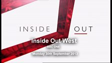Image for INSIDE OUT - 30th September 2013