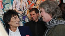 Image for Danny speaks to Rolling Stones Ronnie Wood and Mick Taylor