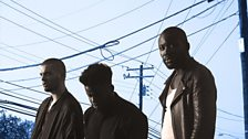 Image for Young Fathers - Xtra Talent