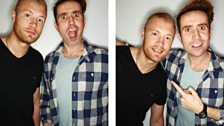 Image for Freddie Flintoff joins Grimmy for LOLs