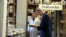 Image for Edmund De Waal visits the Meissen Porcelain Factory