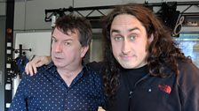 Image for Ross Noble chats to Stuart Maconie