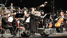 Danse Macabre with Orchestra leader Cynthia Fleming
