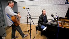 Image for Glenn Tilbrook and Jimmy Webb perform 'Wichita Lineman' on Loose Ends.