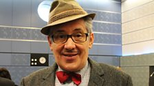 Image for Count Arthur Strong talks about his life and work