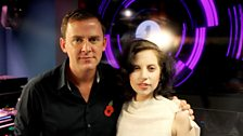 Image for Scott chats to Lady Gaga