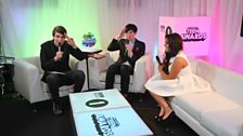Image for Dan & Phil with Charlotte Crosby