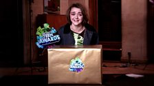 Image for Maisie Williams, Best British Actor