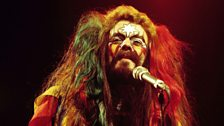 Image for Roy Wood chats to Mark Radcliffe