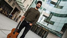 Image for Rob da Bank Presents Busking At The BBC: Nick Mulvey