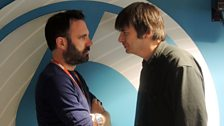 Image for Ian Rankin speaks to Shaun Keaveny