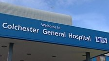 Image for CALLER: Colchester Hospital treated my dad for cancer