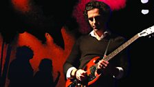 Image for Hear Liz's Chat With Dweezil Zappa