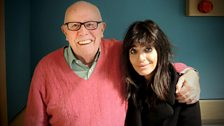 Image for Richard Wilson talks to Claudia Winkleman