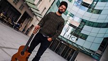 Image for Nick Mulvey's BBC Busking