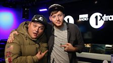 Image for Fire in the Booth with James Arthur