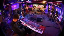 Image for Miley Cyrus - Summertime Sadness in the Radio 1 Live Lounge