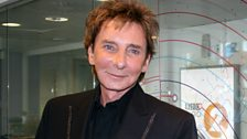 Image for Barry Manilow chats to Steve Wright