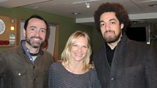 Image for Broken Bells live in session for Jo Whiley