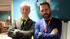Image for Frank Skinner chats to Shaun Keaveny