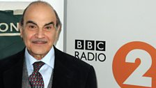 Image for David Suchet chats to Steve Wright