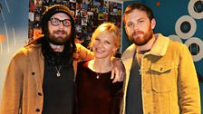 Image for Kings Of Leon - Extended interview with Jo Whiley