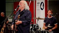 Image for David Crosby sings Long Time Gone for Mastertapes