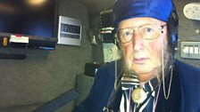 Image for John McCririck on age discrimination case.