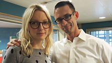 Image for Chuck Palahniuk chats to Lauren Laverne