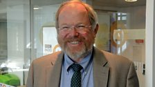 Image for Bill Bryson chats to Steve Wright